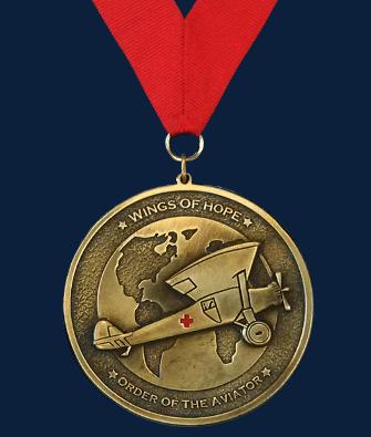 Order of the Aviator Medallion