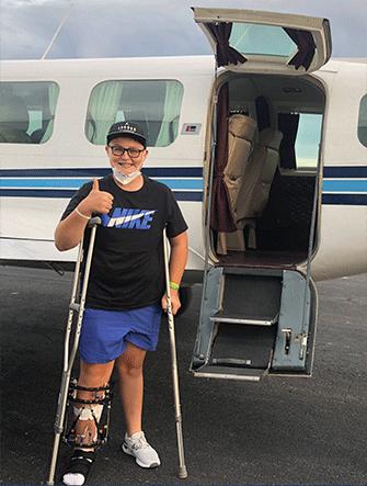 U.S. Medical Air Transport