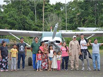 + ENLARGE: Ecuador Photo