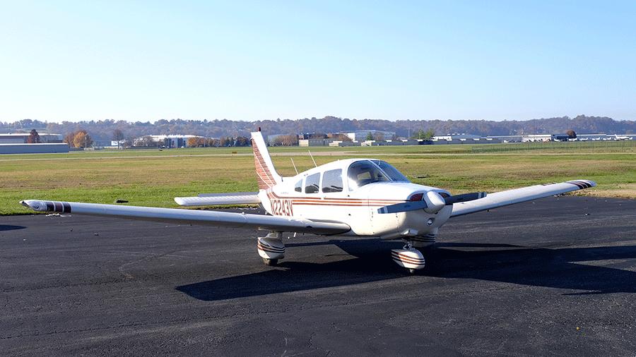 1979 Piper Warrior II