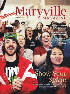 Pilot with a Purpose By Betsy Taylor Maryville Magazine Spring 2012