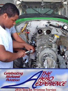 Wings of Hope Contributes Missionary Airplane for STEM Project By Carmelo Turdo The Aero Experience April 27, 20
