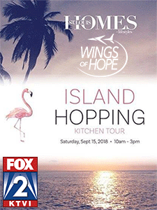 "Wings of Hope goes ""Island Hopping"" FOX St. Louis (KTVI) September 13, 2018"