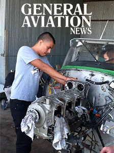 Wings of Hope launches aviation program for students General Aviation News Sept. 13, 2018