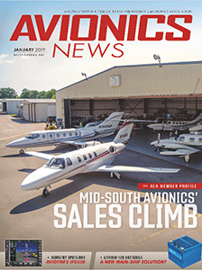 Soar into STEM By Dale Smith Avionics News January 2019