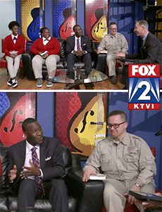 "Wings of Hope launches ""Soar into STEM"" program for local students FOX St. Louis (KTVI) March 7, 2019"