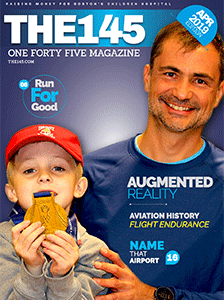 Wings of Hope – Chaning and Saving Lives Through the Power of Aviation Then 145 Magazine April 2019
