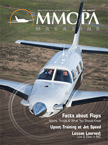 Charitable Flying By Daniel Kukla MMOPA June 2019