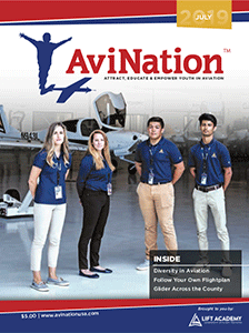 Soar Into STEM By Brooke Bennett AviNation July 2019