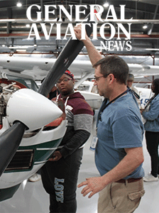 Soar into STEM gets $125,000 grant General Aviation News Nov. 20, 2019
