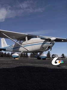 Local man takes flight after being grounded for more than 40 years By Kade Garner NBC Pocatello, ID Feb. 21, 2020