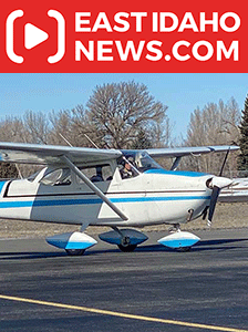 Local man's dream of flying … By Mike Price East Idaho News Feb. 24, 2020