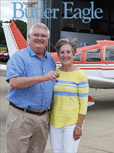 A ticket to fly By Paula Gibbs Butler Eagle July 1, 2020