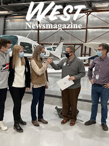 Wings of Hope plane becomes unexpected birthday gift West Newsmagazine Dec. 14, 2020